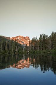 Sierra Buttes Sunrise