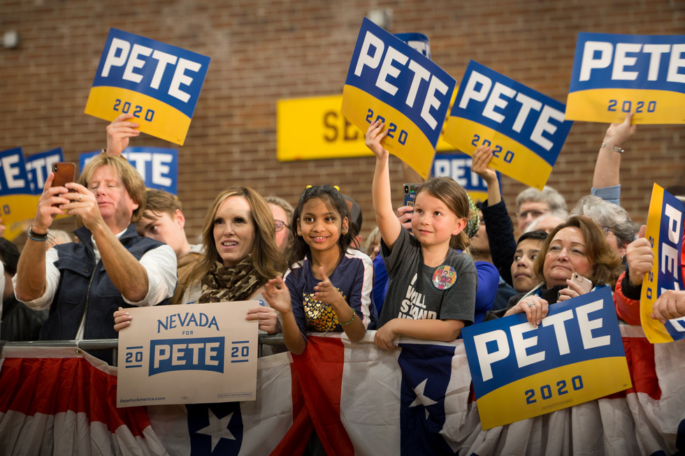 Pete Supporters