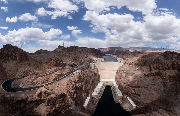 The Hoover Dam Panorama (Trevor Bexon)