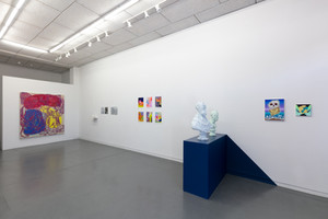 New Ideal, Rule Gallery, Denver CO, USA, 22/01- 06/03 2021, Curated by Sarah Martin, withPaul Anagnostopoulos, MK Bailey, Damon Davis, Matthew Harris, Delphine Hennelly, Mildred Howard, photos by Wes Magyar, courtesy ofRULEGallery