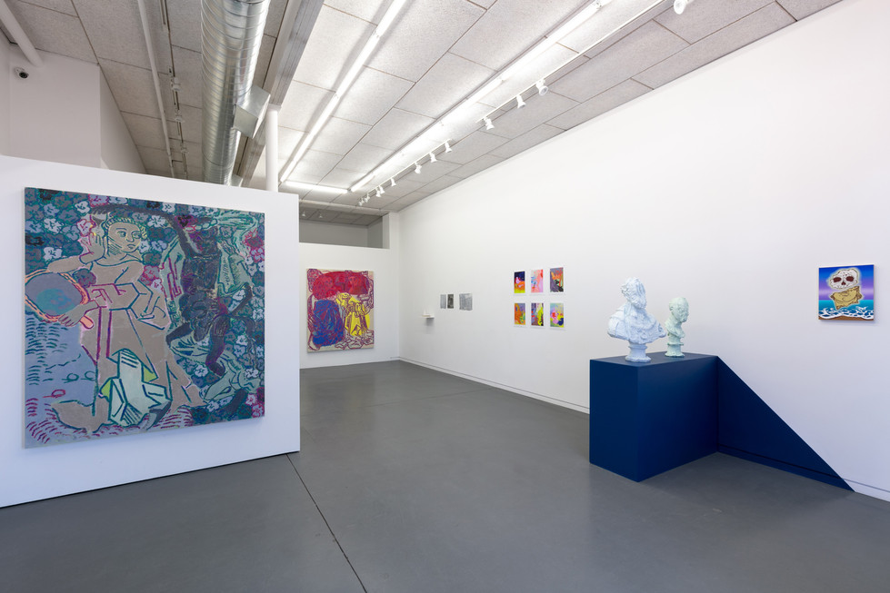 New Ideal   with Matthew Harris, Delphine Hennelly, Mildred Howard   Rule Gallery   Denver Colorado, USA