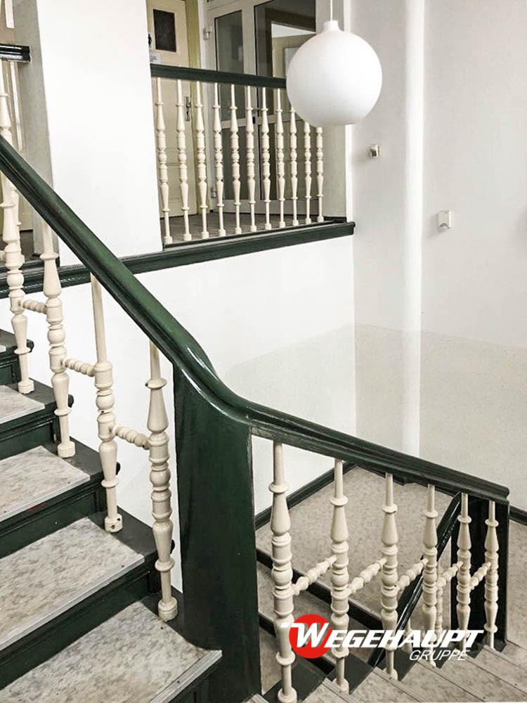 Treppenhaus Bestand
