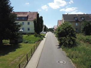 Straßenverlauf Kleine Bergstraße 4