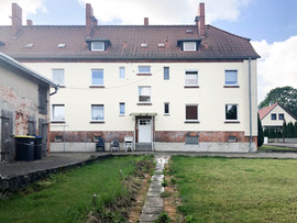 Außenbereich Bergstraße 11
