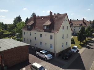 Vogelperspektive Kleine Bergstraße 2