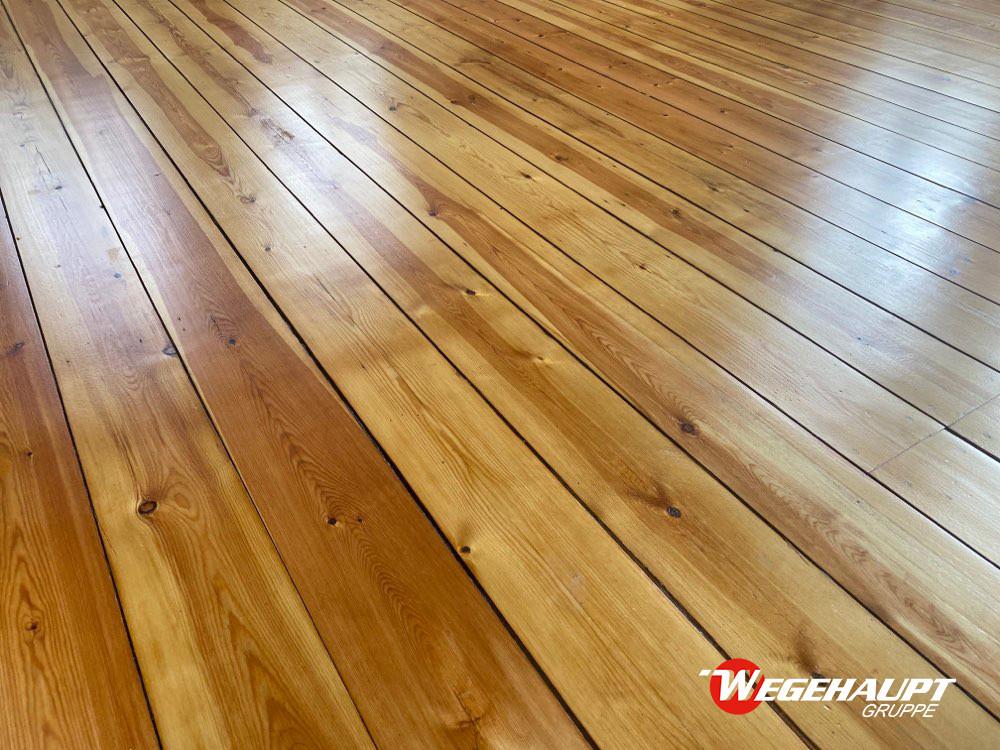 Holzboden Beispiel