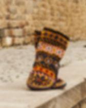 Long Slippe Socks