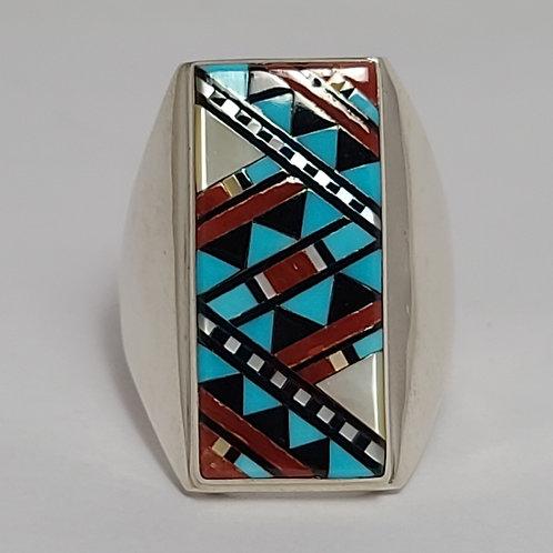 Zuni Inlaid Ring