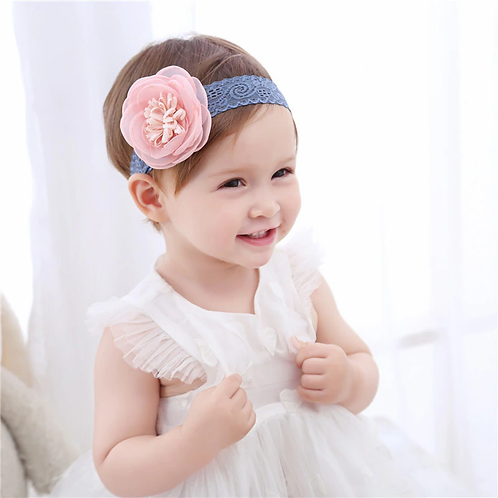 Little Rosey Headband