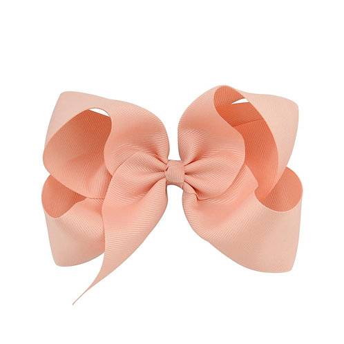 Clip-on Hair Bow for Kids