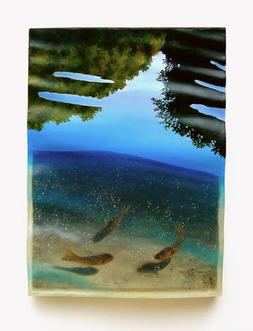 Redbud Pond Sunfish