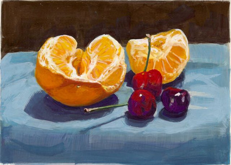 Clementines and Cherries