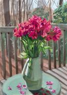 Flowers on Deck