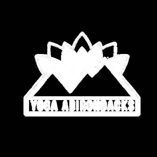 yoga adks logo mountain lotus