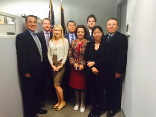 Meeting at the United States Department of Commerce - 中国的优秀数字印刷企业