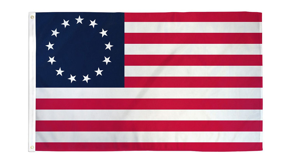 3x5 Betsy Ross Flag, Free Shipping