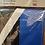 Thumbnail: Blue Line Battle Flag - 3X5 Free Shipping