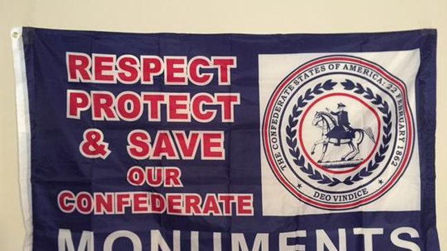 Save Our Monuments Flag,Free Shipping