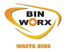Bin Worx waste bin Lethbridge
