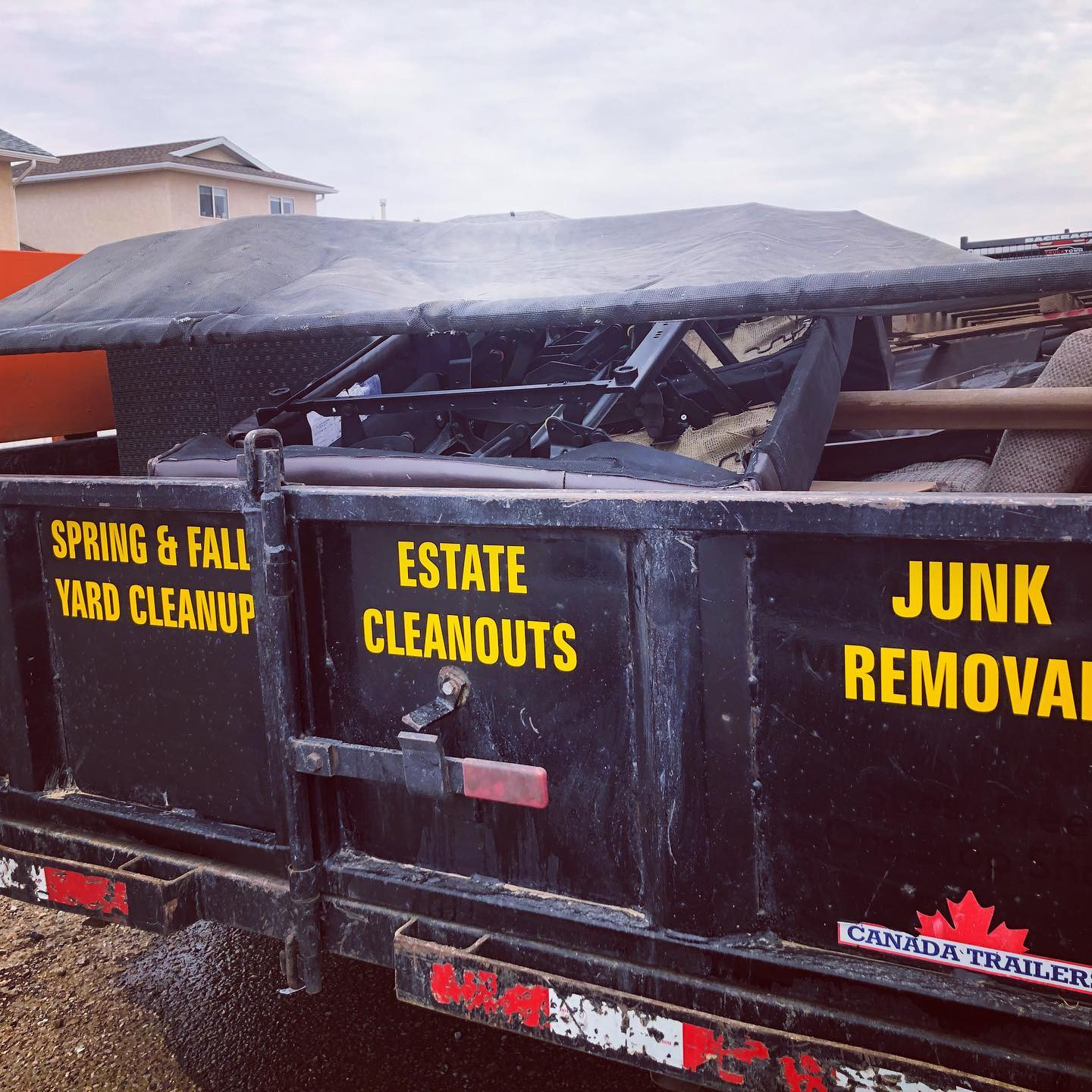 Junk Removal - Full Service