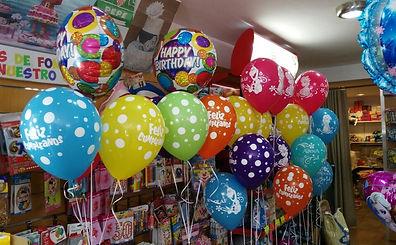 La semilleria de Ana Decoraciones con globos