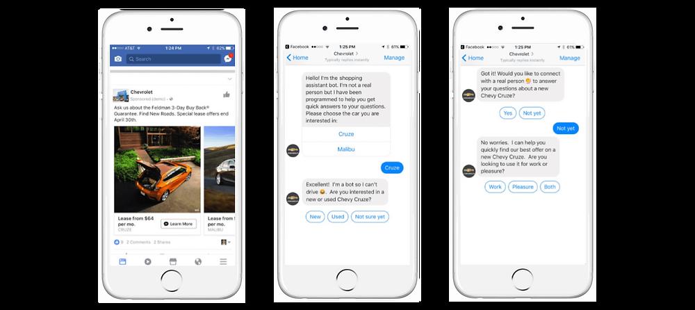 car dealership chatbot