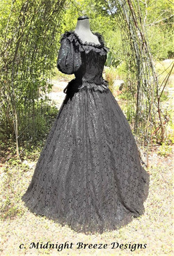 Gothic Lace Ballgown MBD