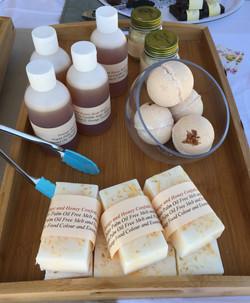 Orange Essential Oil Products