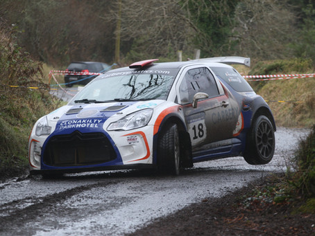 2020 West Cork Rally: Press Release 2