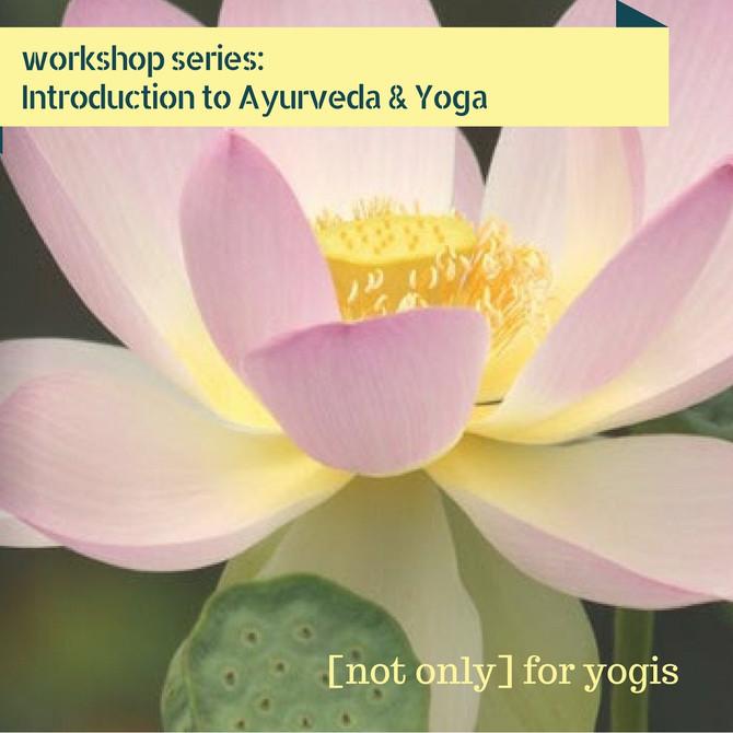 Invitation: Workshop Series