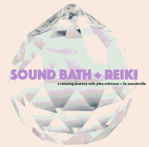 Sound Bath & Reiki