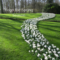 Yoga practice for Spring