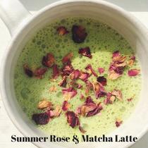 Pitta Balancing Summer Latte