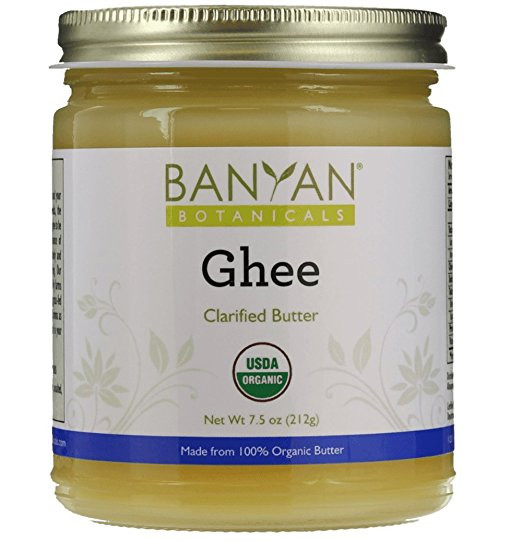 Organic Ghee From Grass Fed Cows