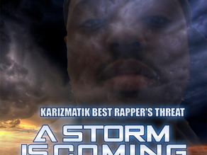 BankFlow Ent presents Best Rappers Threat:A Storm is Coming