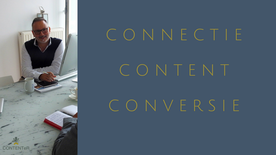 CONTENTeR Connectie Content Conversie