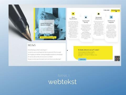 Copywritng for web