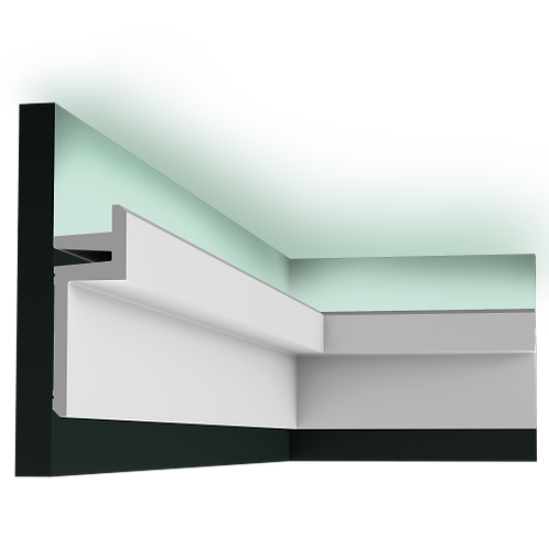 C382 Профиль для скрытого освещения