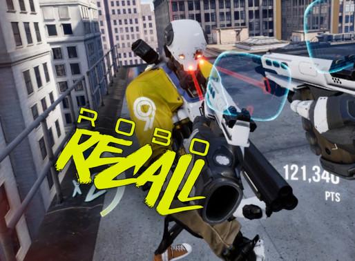 Robo Recall - Spēles ieskats