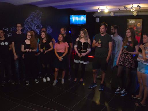 VR Gaming pirmais turnīrs!