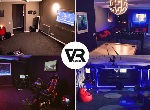VR Gaming salons