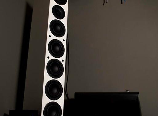 HI-FI klases audio sistēma!