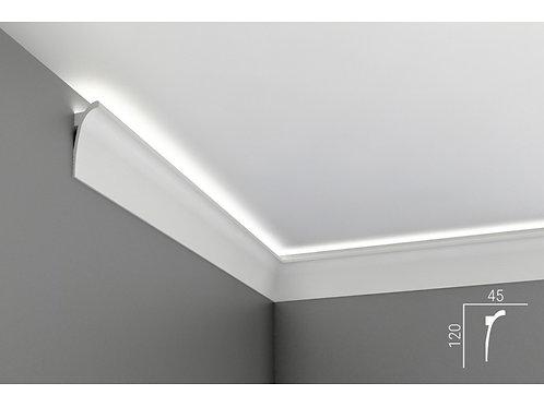 К3 Карниз для скрытой подсветки