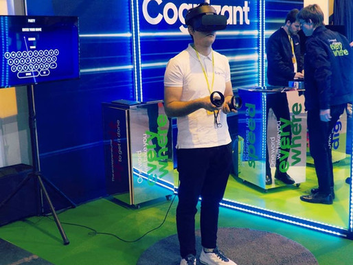 VR Noma pasākumiem - Virtuālā Realitāte