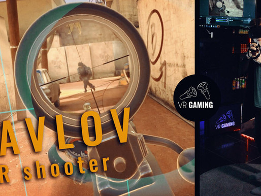 Pavlov VR - Online multiplayer shooter