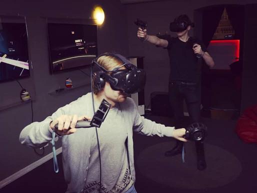 VR Gamig VIP Telpa, laba vieta izklaidei!