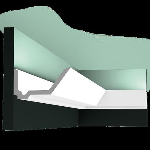 C358 Профиль для скрытого освещения