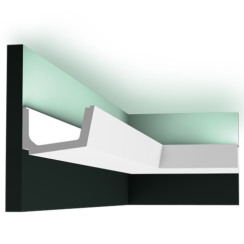 C357 Профиль для скрытого освещения