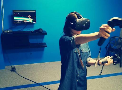 Virtuālās realitātes arkāde Lietuvā
