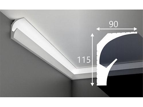 К25 Карниз для скрытой подсветки